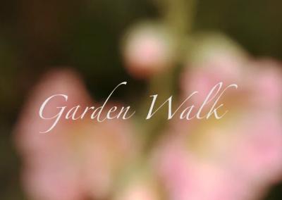 Garden Walk 4K