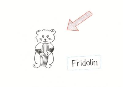 Bund Naturschutz: Feldhamster Fridolin