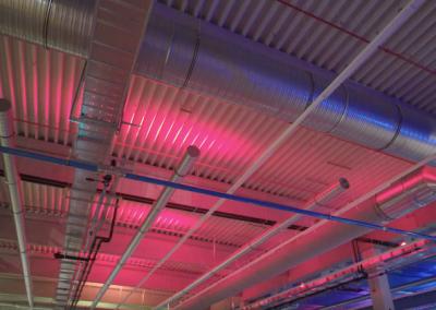 ETHA: Einweihung Industriehalle