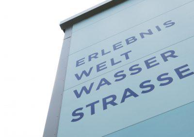 Erlebniswelt Wasserstraße